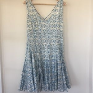 Anthropologie dress size 8